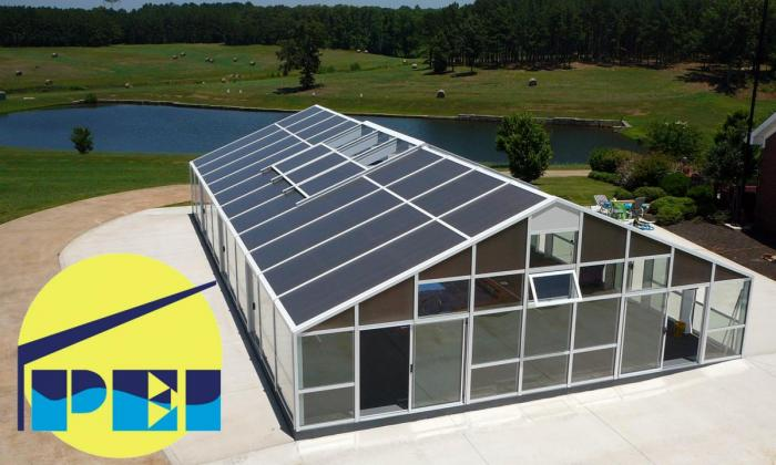 Pool Enclosure In Mississippi With Motorized Retracting