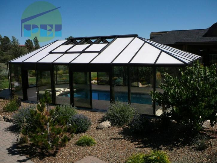 NC Swimming Pool Enclosures, Pool Enclosures ,Glass, MFR.