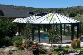 Custom Pool Enclosure Glass Encl Pool And Spa Enclosures Conservatories