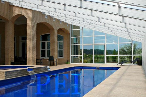 Pa Pool Enclosures Spa Encl Sunrooms Retractable