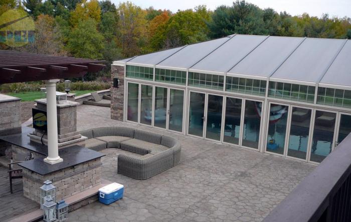 Kentucky Swimming Pool Enclosures Ky Residential