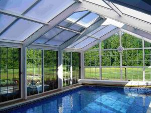 Swimming Pool And Spa Covers Enclosures Porte Cocheres