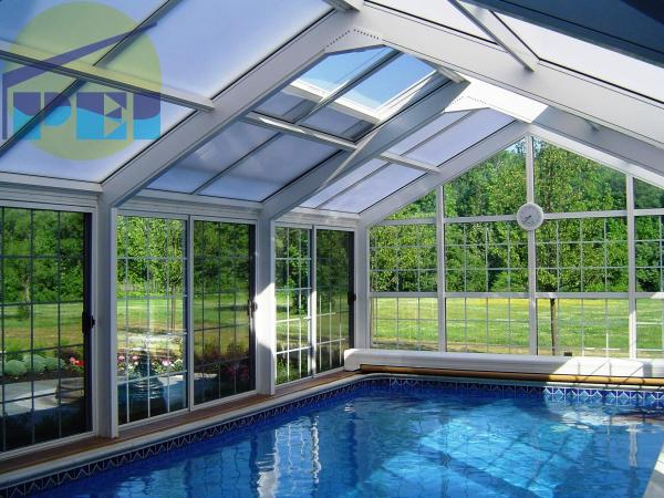 Nj Pool Enclosures Swimming Pools Spa Enclosure