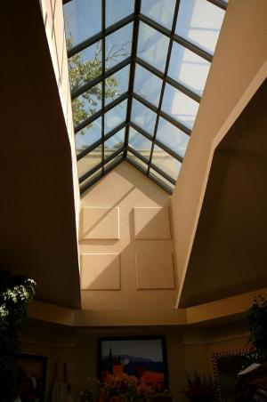 Skylights Commercial Atriums Porte Cocheres Glass