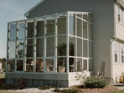 Sunrooms for Two story sunroom