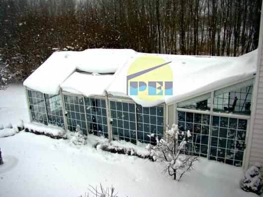 Nh New Hampshire Pool Enclosures High Snow Loads Energy